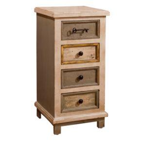 Hillsdale Furniture LaRose 4-Drawer Cabinet