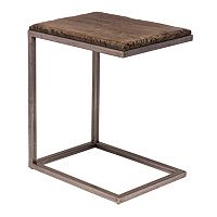 Hillsdale Furniture Lorient C-shape Accent End Table