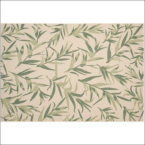 Safavieh Courtyard Japanese Maple Indoor Outdoor Rug