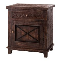 Hillsdale Furniture Pavia 'X' Door Cabinet