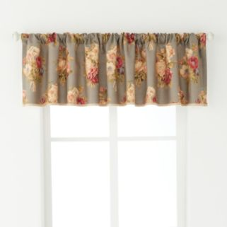 Chaps Home Hudson River Valley Valance