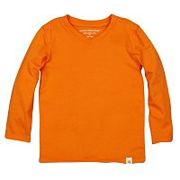 Baby Boy Burt's Bees Baby Organic High-V Long Sleeve Tee