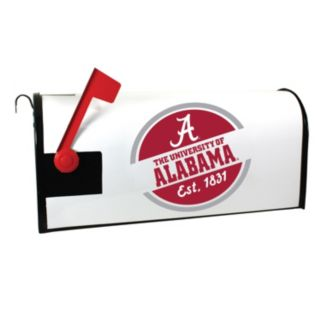 Alabama Crimson Tide Magnetic Mailbox Cover