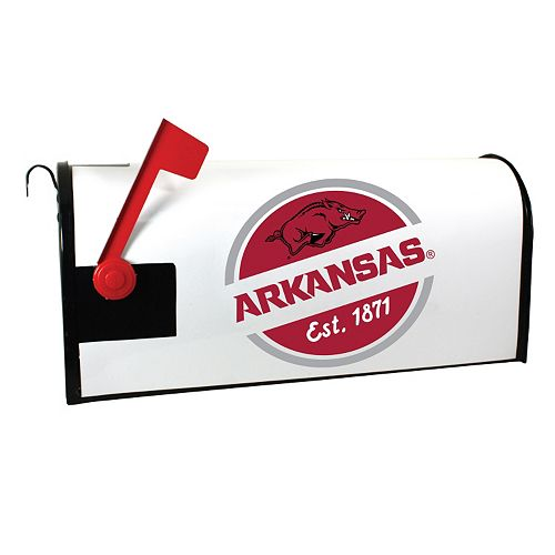 Arkansas Razorbacks Magnetic Mailbox Cover