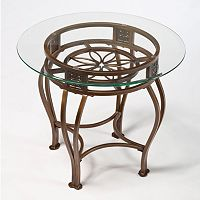 Hillsdale Furniture Scottsdale End Table