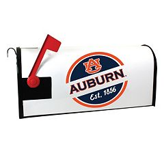 Auburn Tigers Magnetic Mailbox Cover