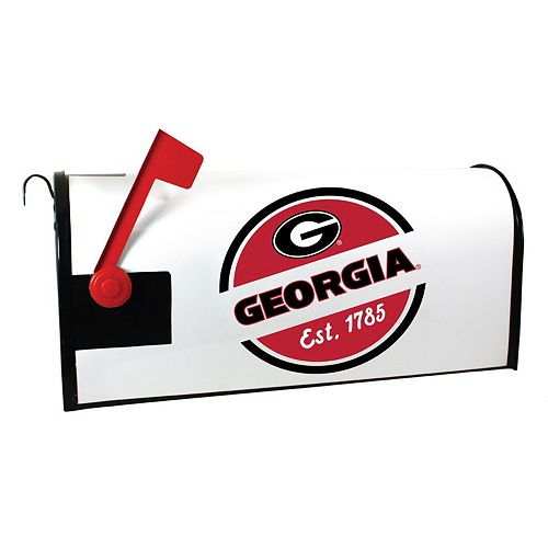 Georgia Bulldogs Magnetic Mailbox Cover