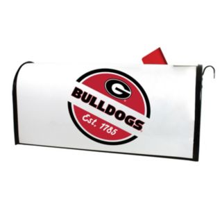 Georgia Bulldogs Magnetic Mailbox Cover