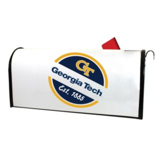 Georgia Tech Yellow Jackets Magnetic Mailbox Cover