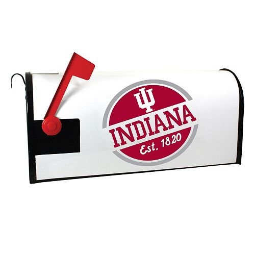 Indiana Hoosiers Magnetic Mailbox Cover