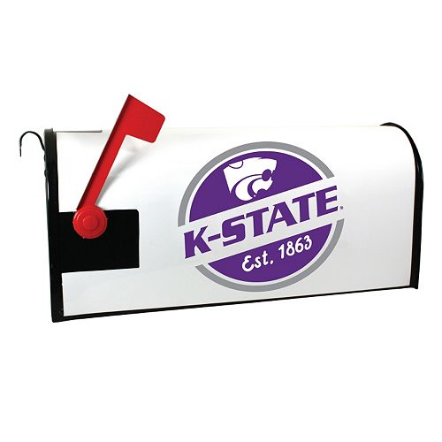Kansas State Wildcats Magnetic Mailbox Cover