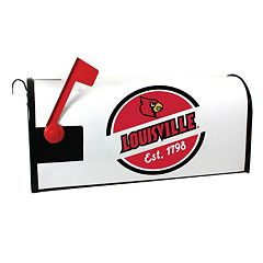 Louisville Cardinals Magnetic Mailbox Cover