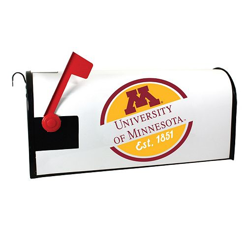 Minnesota Golden Gophers Magnetic Mailbox Cover