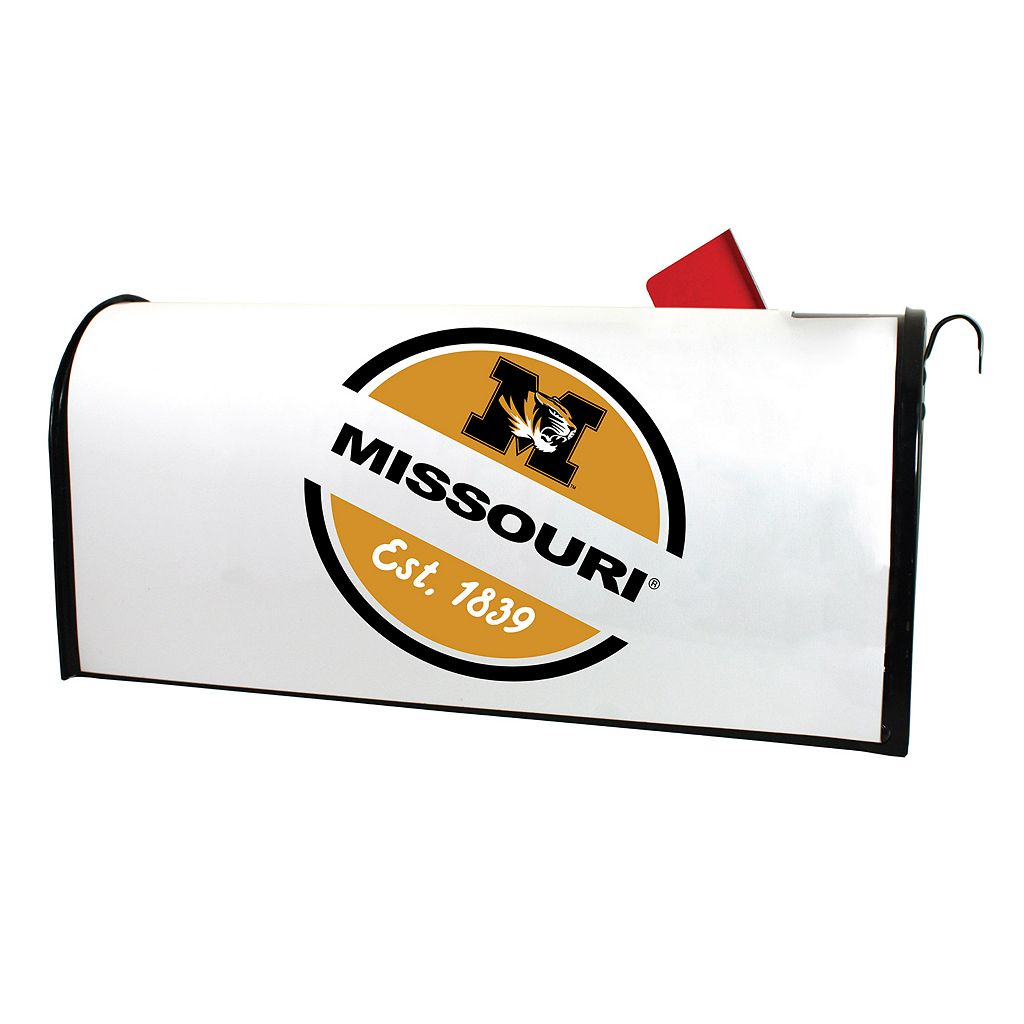 Missouri Tigers Magnetic Mailbox Cover
