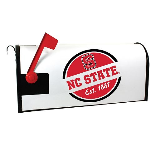 North Carolina State Wolfpack Magnetic Mailbox Cover