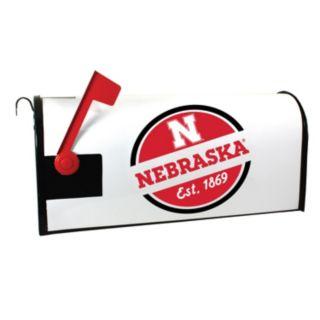 Nebraska Cornhuskers Magnetic Mailbox Cover