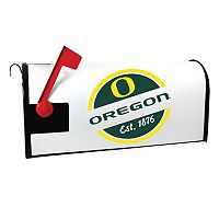 Oregon Ducks Magnetic Mailbox Cover