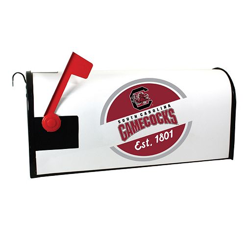 South Carolina Gamecocks Magnetic Mailbox Cover