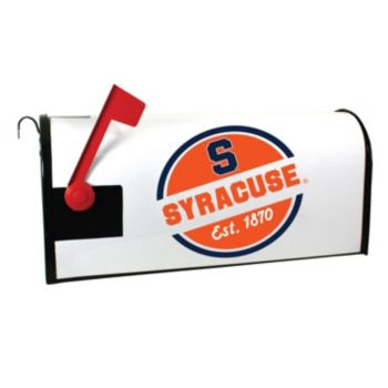 Syracuse Orange Magnetic Mailbox Cover
