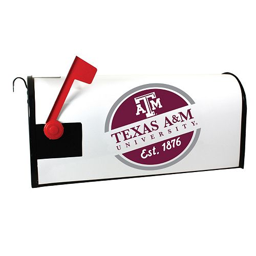 Texas A&M Aggies Magnetic Mailbox Cover