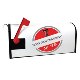 Texas Tech Red Raiders Magnetic Mailbox Cover