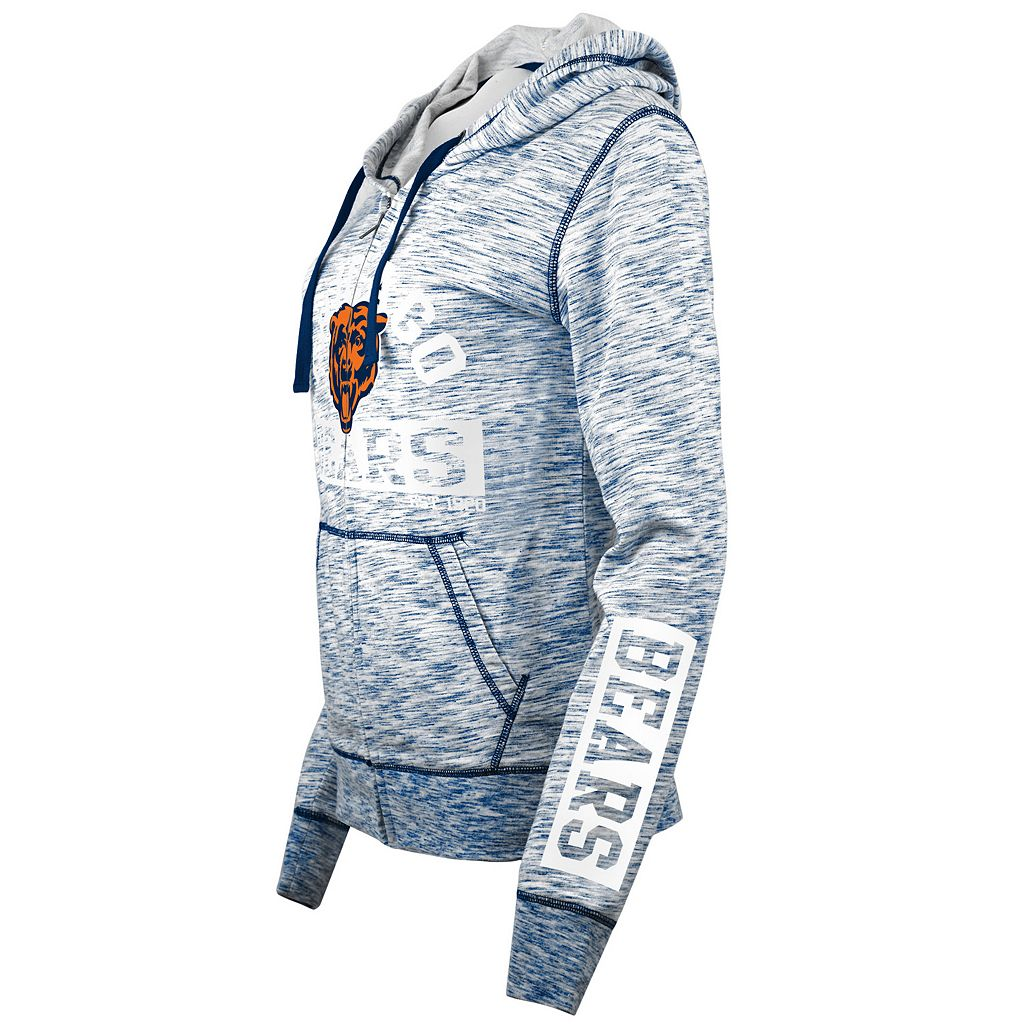 Women's Chicago Bears Space-Dyed Hoodie