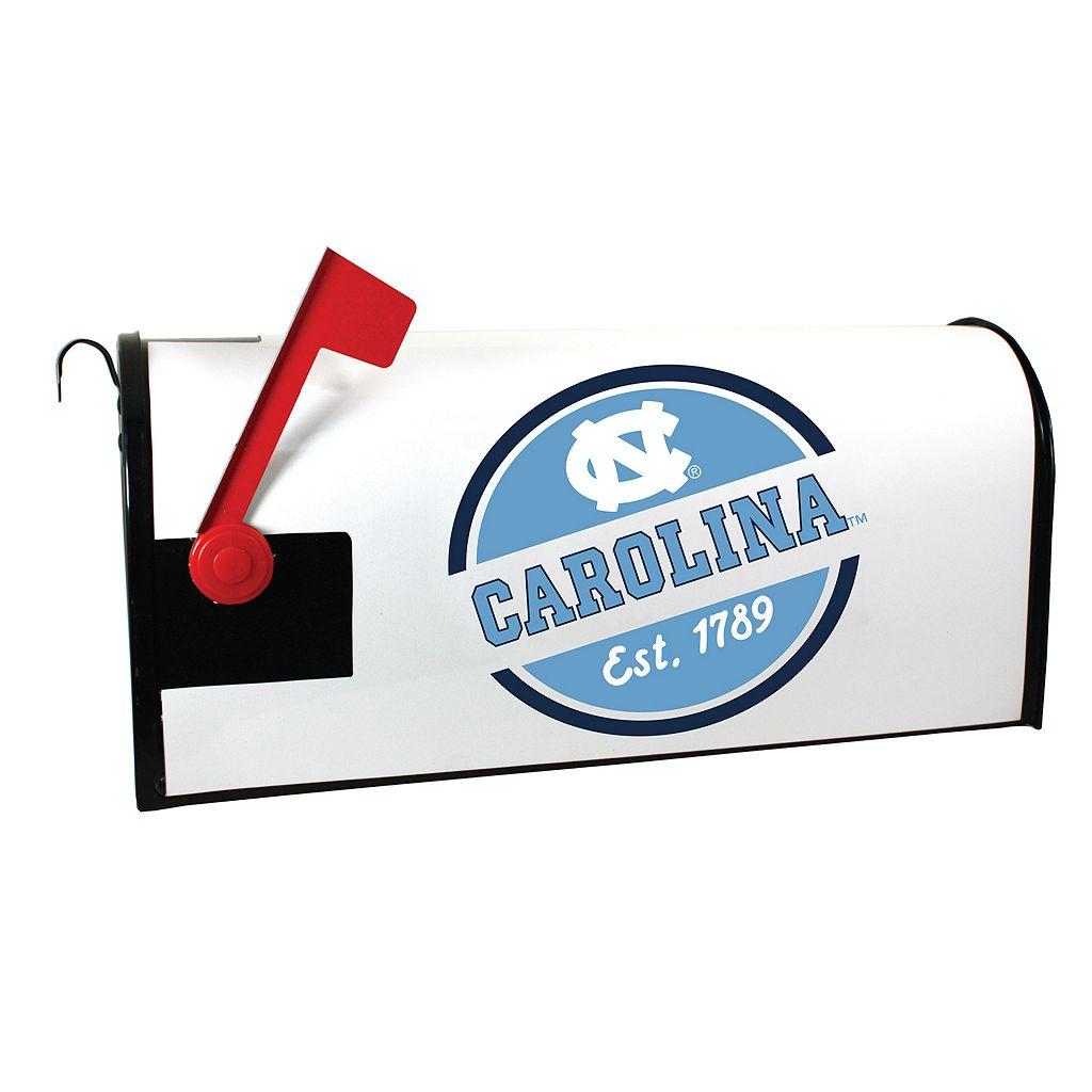 North Carolina Tar Heels Magnetic Mailbox Cover