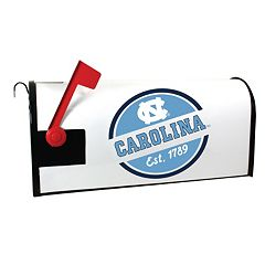 North Carolina Tar Heels Magnetic Mailbox Cover