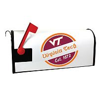 Virginia Tech Hokies Magnetic Mailbox Cover