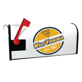 West Virginia Mountaineers Magnetic Mailbox Cover