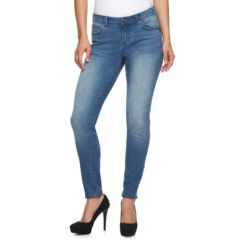 Womens Petite Skinny Jeans - Bottoms, Clothing | Kohl's