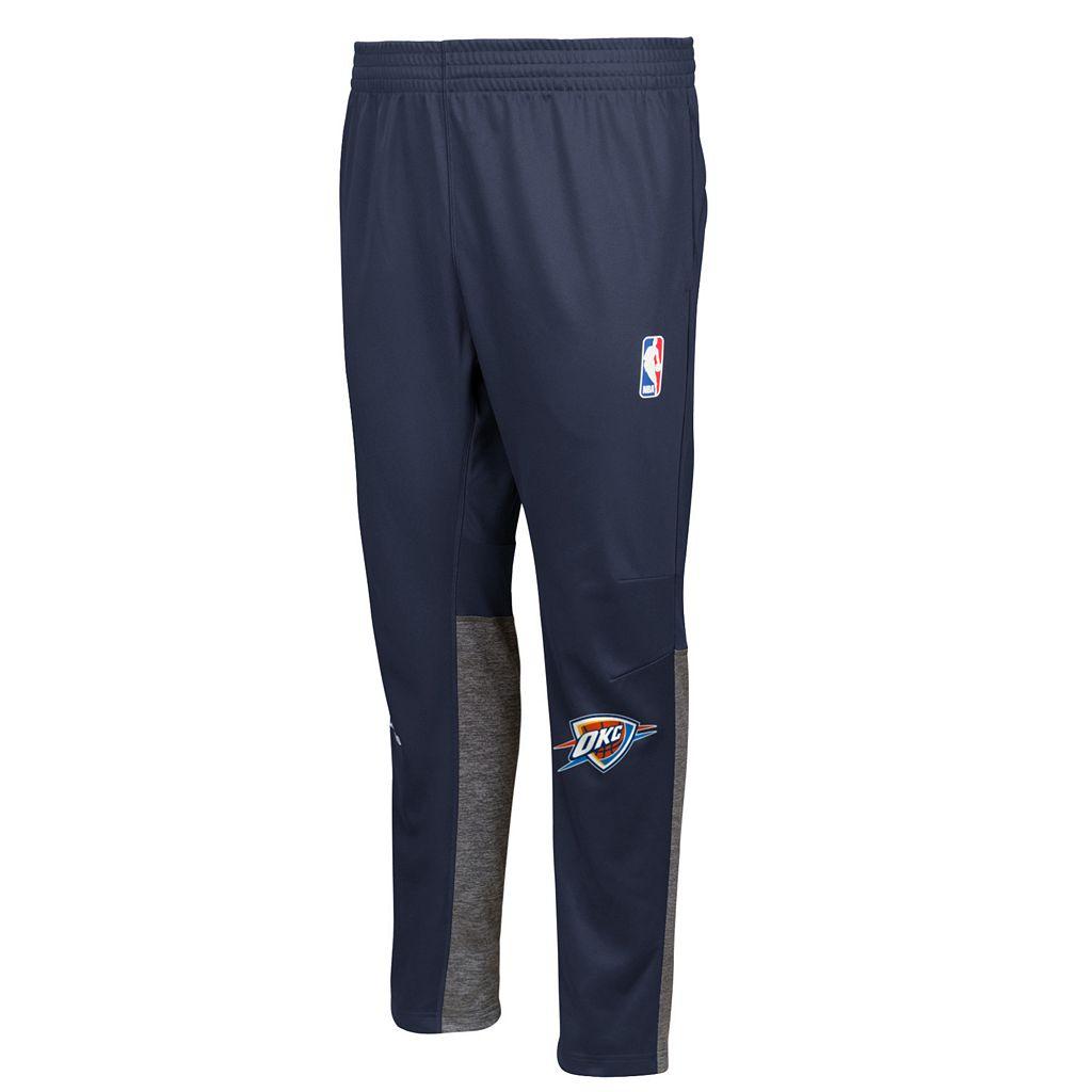 Men's adidas Oklahoma City Thunder On-Court Pants