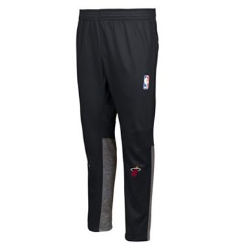 Men's adidas Miami Heat On-Court Pants