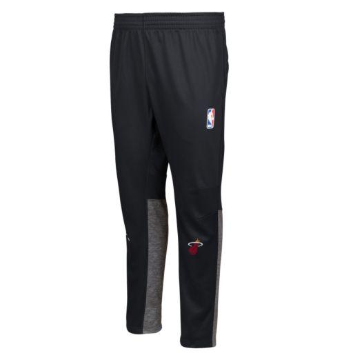 Men's adidas Miami Heat On-Court Pants