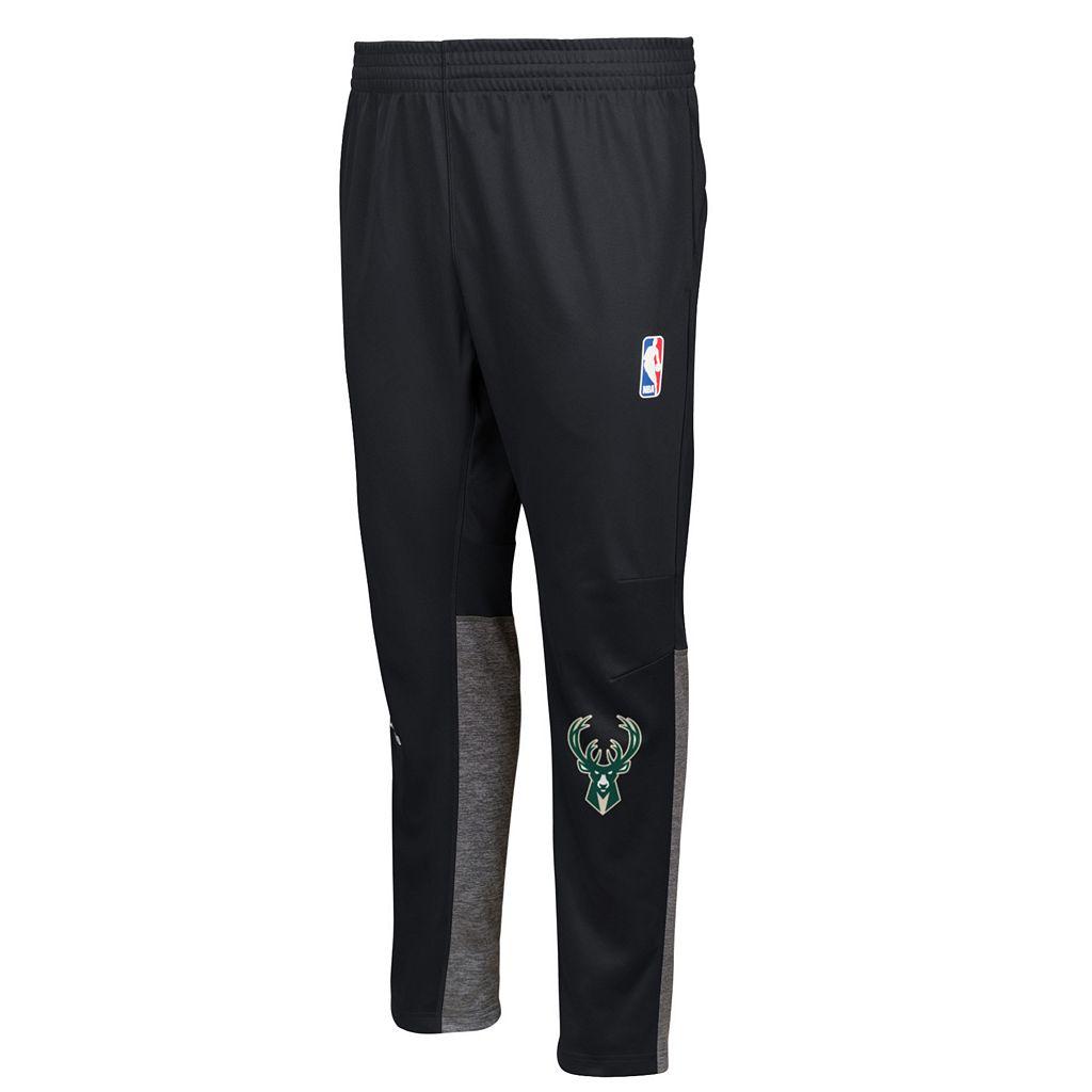 Men's adidas Milwaukee Bucks On-Court Pants