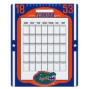 Florida Gators Dry Erase Calendar
