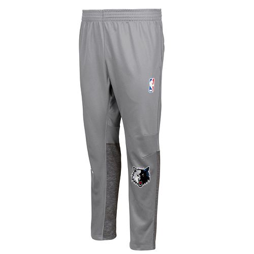 sold worldwide authentic quality in stock Men's adidas Minnesota Timberwolves On-Court Pants