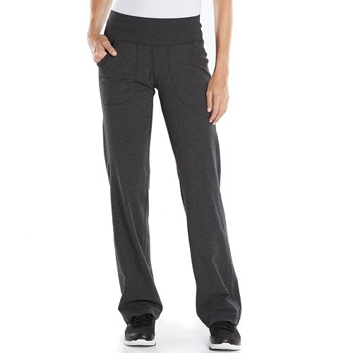 Petite Tek Gear 174 Wide Leg Lounge Pants