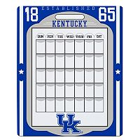 Kentucky Wildcats Dry Erase Calendar