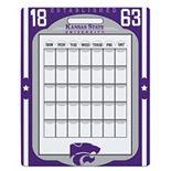 Kansas State Wildcats Dry Erase Calendar