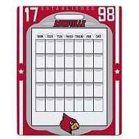 Louisville Cardinals Dry Erase Calendar