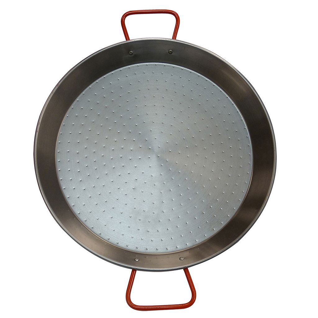 IMUSA 15-in. Non-Coated Aluminized Paella Pan