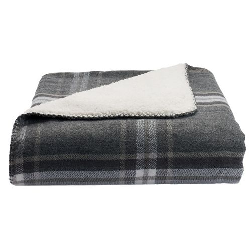 SONOMA Goods for Life™ Woven Sherpa Throw