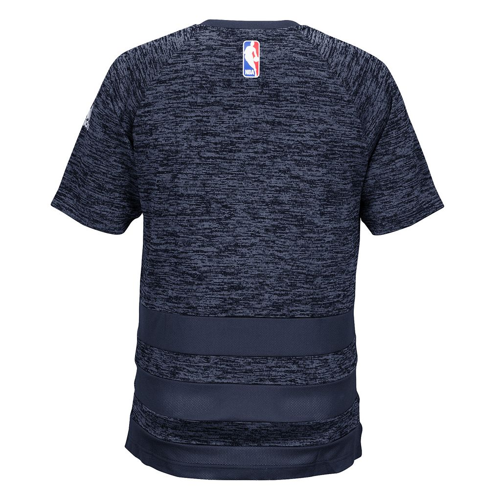 Men's adidas Oklahoma City Thunder On Court Shooter Tee
