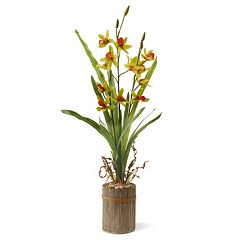 National Tree Company 30' Garden Accents Artificial Floral Arrangement