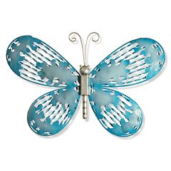 National Tree Company 18' Butterfly Wall Decor