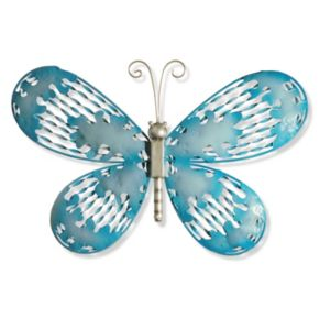 "National Tree Company 18"" Butterfly Wall Decor"
