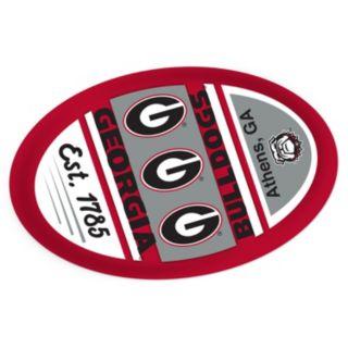 Georgia Bulldogs Jumbo Game Day Magnet
