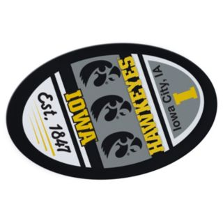 Iowa Hawkeyes Jumbo Game Day Magnet
