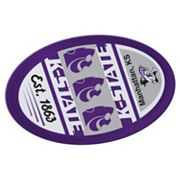 Kansas State Wildcats Jumbo Game Day Magnet